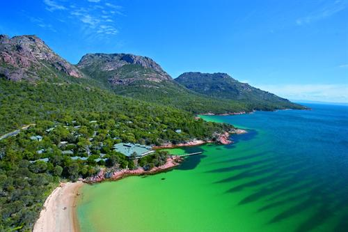 Tasmania in Australia Splendid beaches 2733